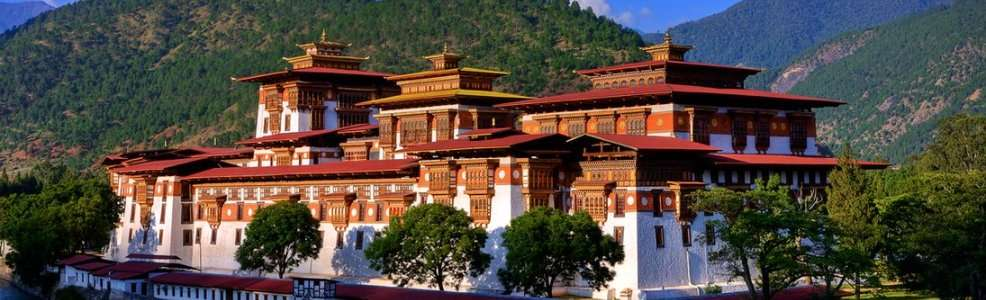 Thimpu-paro-punakha-bhutan by air package